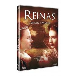 REINAS:VIRGEN Y MARTIR (2) DIVISA - DVD