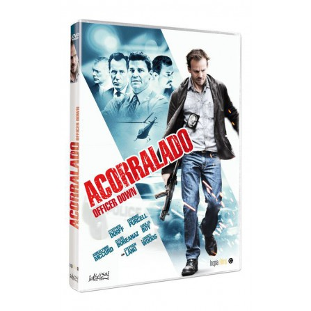Acorralado (officer down) - DVD