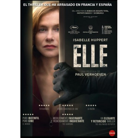 ELLE CAMEO - DVD