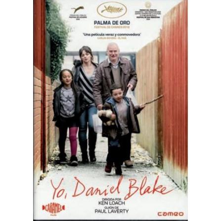 Yo, Daniel Blake - BD