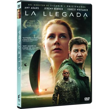 LLEGADA, LA SONY - DVD