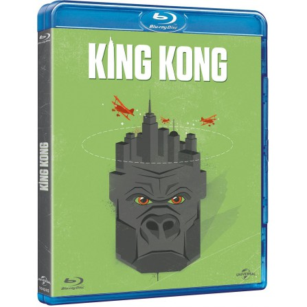 King Kong (2005) - BD