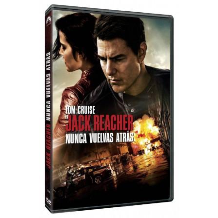 Jack Reacher: Nunca vuelvas atrás - BD