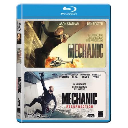 PACK THE MECHANIC 1 + 2 FOX - BD