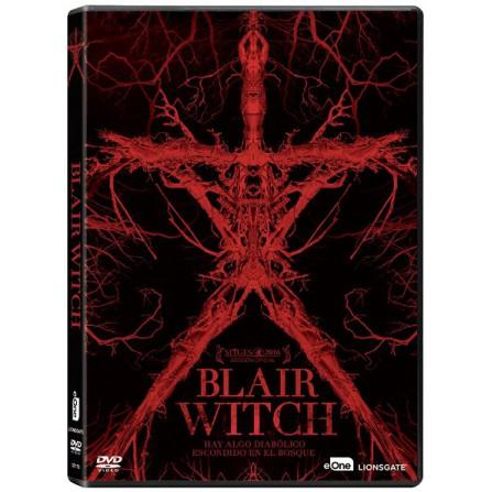 BLAIR WITCH FOX - DVD