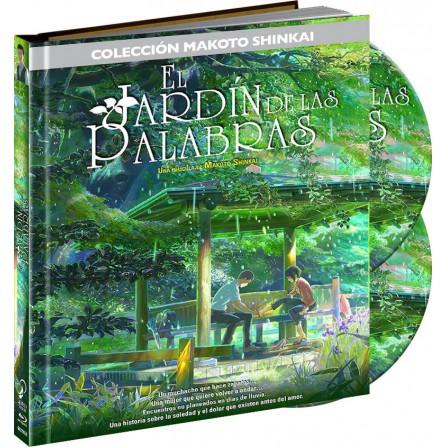 JARDIN DE LAS PALABRAS Digibook FOX - BD