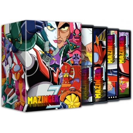 MAZINGER Z BOX 1 FOX - DVD