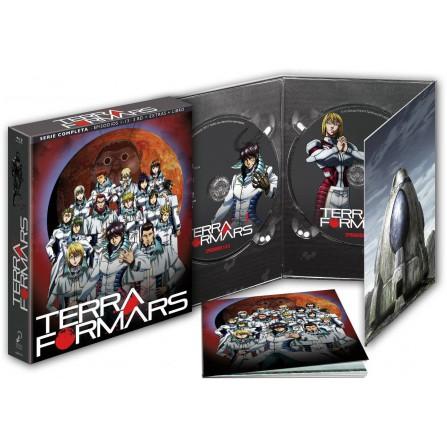TERRA FORMARS TEMP1 1 a 13 FOX - BD