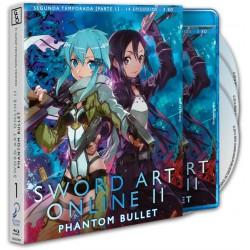 SWORD ART ONLINE II-Tem 2 parte 1 FOX - BD