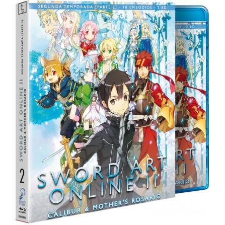 SWORD ART ONLINE II-Tem 2 parte 2 FOX - BD
