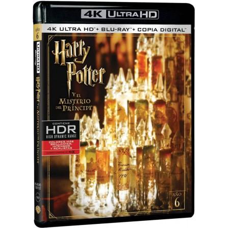 Harry Potter Y El Misterio Del Príncipe (4K UHD)