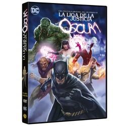 LIGA DE LA JUSTICIA OSCURA FOX - DVD