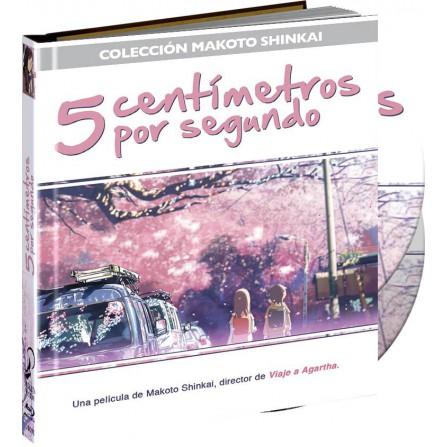5 CENTIMETROS SEGUNDO Digibook FOX - BD