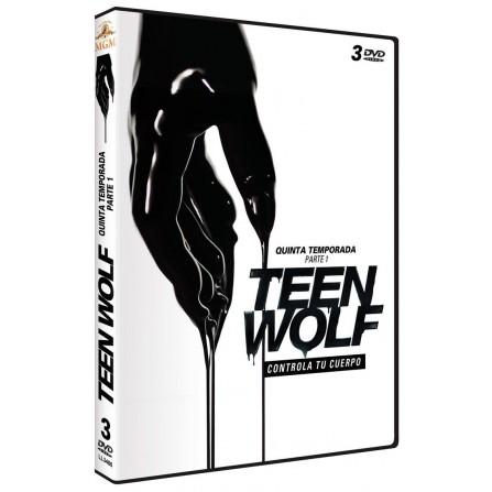 Teen Wolf - Temporada 5 Parte 1 - DVD