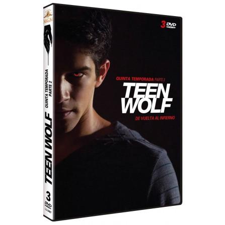 Teen Wolf - Temporada 5 Parte 2 - DVD