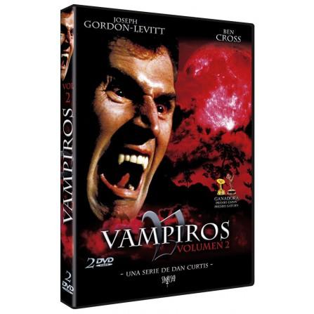 VAMPIROS VOLUMEN 2 LLAMENTOL - DVD