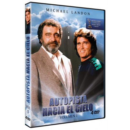 AUTOPISTA HACIA CIELO VOL1 LLAMENTOL - DVD