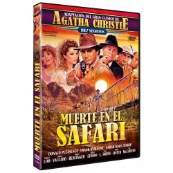 Muerte en el safari - DVD