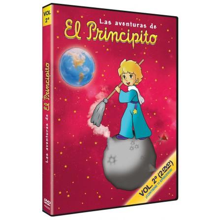 Las Aventuras de el Principito - DVD