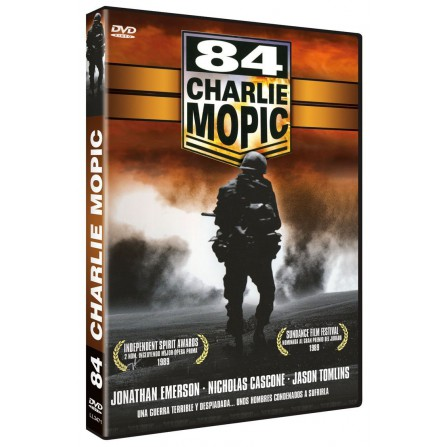 84 Charlie MoPic - DVD
