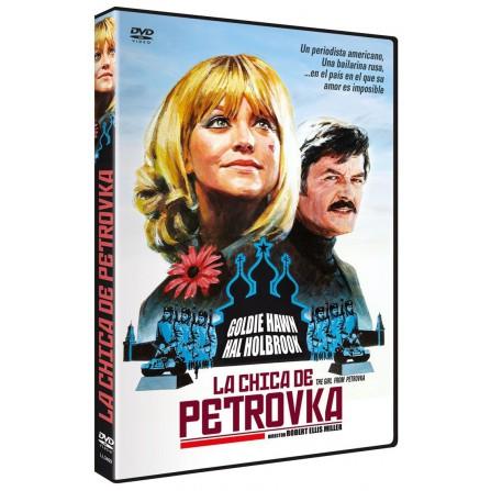 CHICA DE PETROVCA LLAMENTOL - DVD