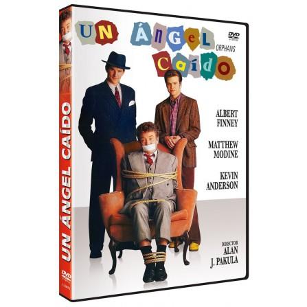 UN ANGEL CAIDO  LLAMENTOL - DVD