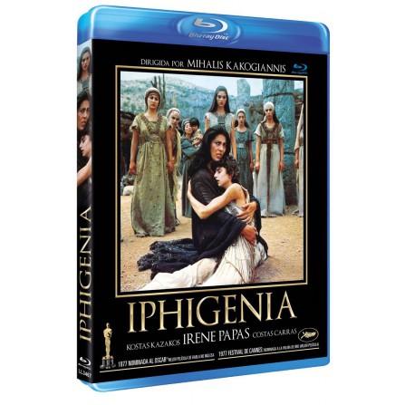 Iphigenia (1977) - BD
