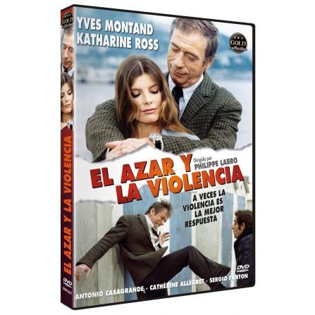 El azar y la violencia - DVD