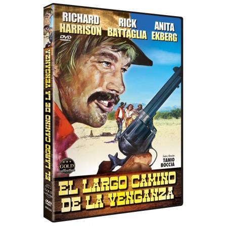 El largo camino de la venganza - DVD