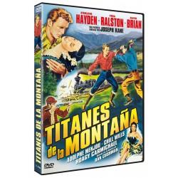 Titanes de la montaña - DVD