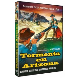 Tormenta en Arizona - DVD