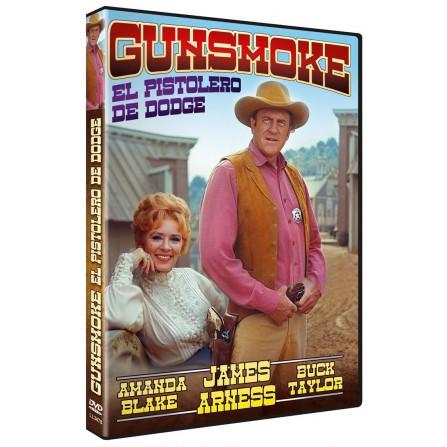 GUNSMOKE:PISTOLERO DODGE LLAMENTOL - DVD