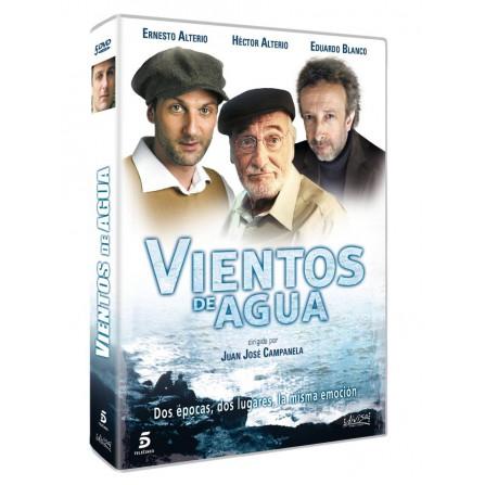 Vientos de agua - DVD