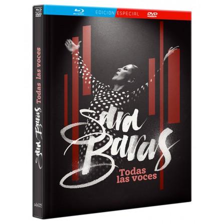 Sara Baras - Todas las Voces (Combo)