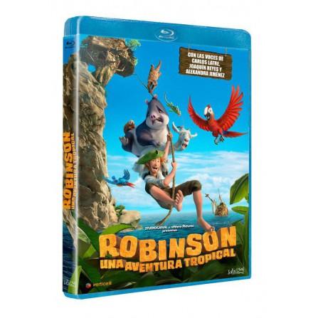 Robinson, una aventura tropical - BD