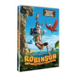 Robinson, una aventura tropical - DVD