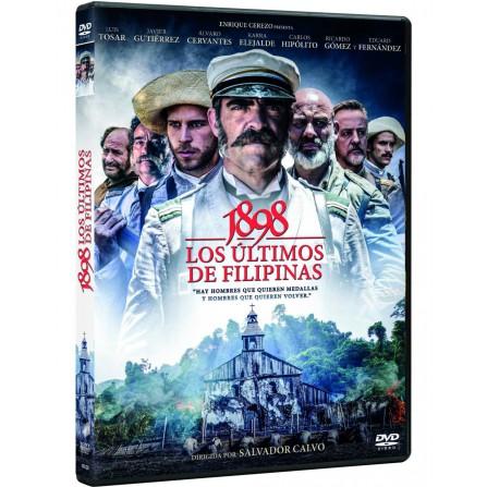1898:ULTIMOS DE FILIPINAS SONY - DVD