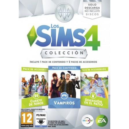 Sims 4 Colección 4 - PC