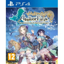 Atelier Firis: The Alchemist of the Mysterious Journey - PS4