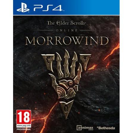 The Elder Scrolls Online Morrowind - PS4