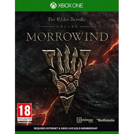 The Elder Scrolls Online Morrowind - Xbox one