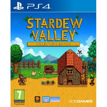 Stardew Valley Edición Coleccionista - PS4