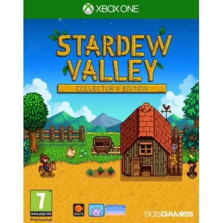 Stardew Valley Edición Coleccionista - Xbox one