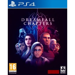 DREAMFALL CHAPTERS/PS4