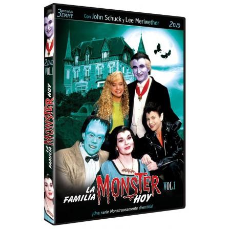 La familia Monster hoy - DVD
