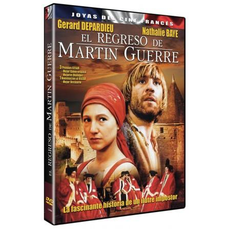 El Regreso de Martin Guerre - DVD