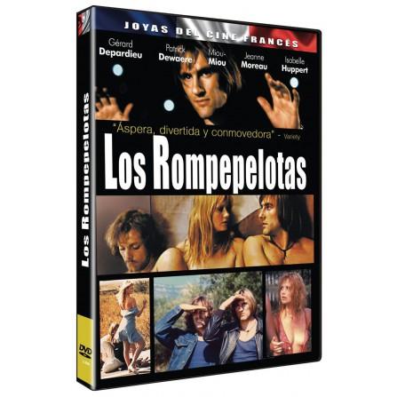 Los rompepelotas - DVD
