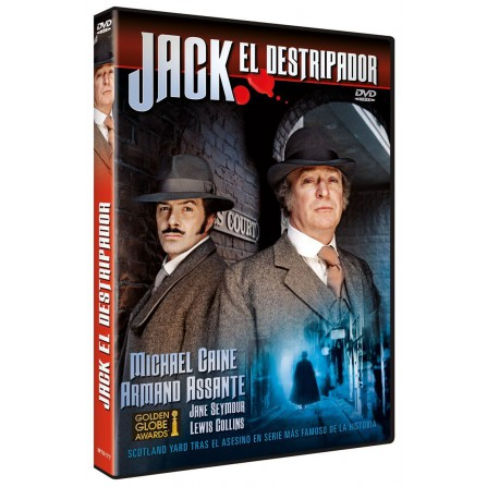 JACK EL DESTRIPADOR MAPETAC - BD