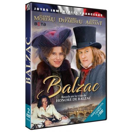 BALZAC MAPETAC - BD