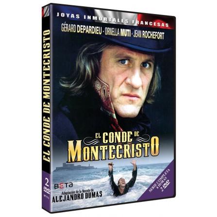 El Conde de Montecristo - DVD